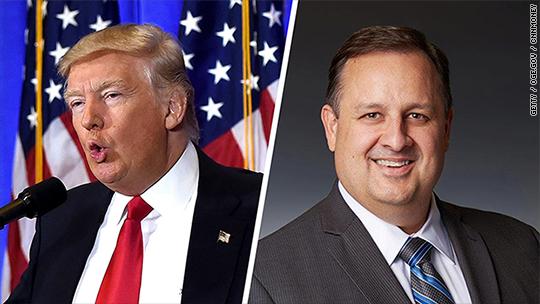 Government ethics chief blasts Trump