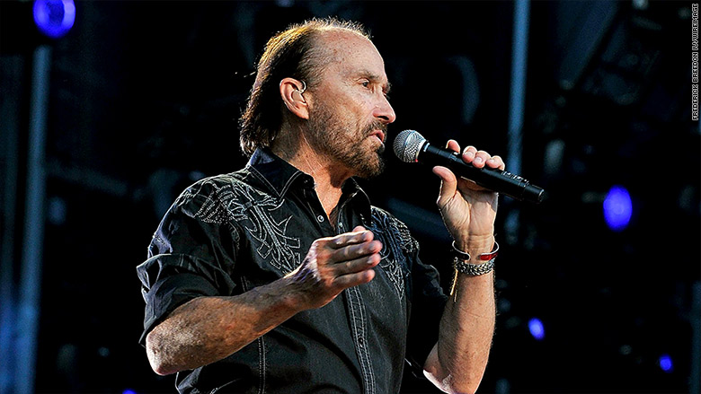 lee greenwood height