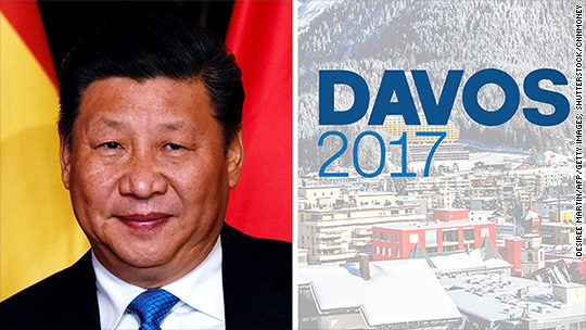 Davos marks the emergence of a confident China