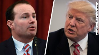 mike lee donald trump