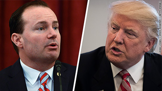 GOP senator's bill aims to reel in Trump's trade power