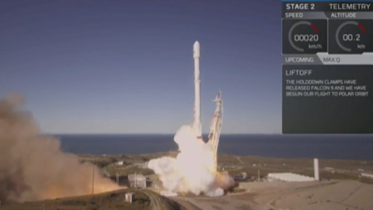 spacex completed its first successful rocket launch since the explosion at cape canaveral fl four and a half months ago