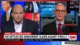 Bill O'Reilly denies sexual harassment