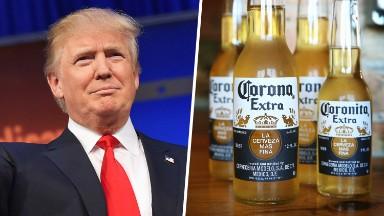 Corona owner soars as Trump tariff fears fade