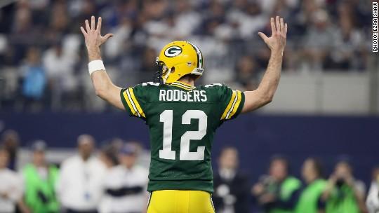 Packers-Cowboys nabs massive ratings