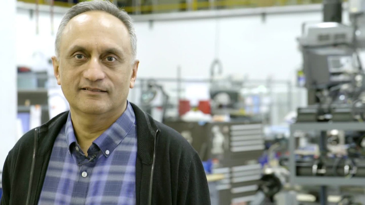 Billionaire behind 5-hour ENERGY takes on new project - Video - Tech