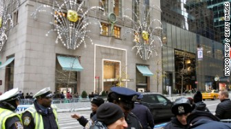 tiffany sales trump tower