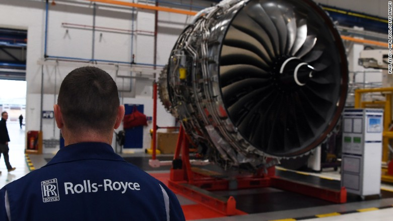 Rolls-Royce will pay over $800 million to settle bribery charges