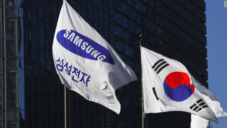 samsung south korea politics