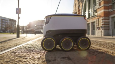 Robot deliveries are about to hit U.S. streets