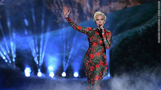 NFL denies giving Lady Gaga Trump gag order