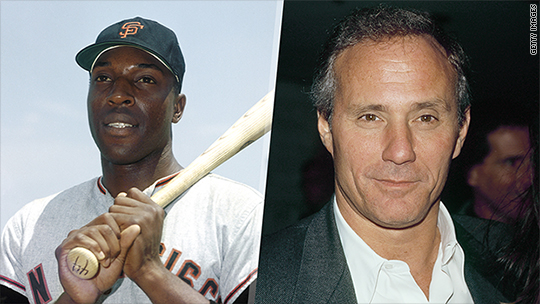 Willie McCovey and Ian Schrager get Obama pardons