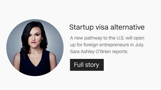 Startup visa