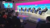 Davos elites debate: Is inequality causing populist anger?