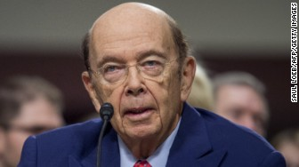 Wilbur Ross hearing commerce