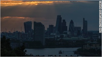 london city banks business brexit