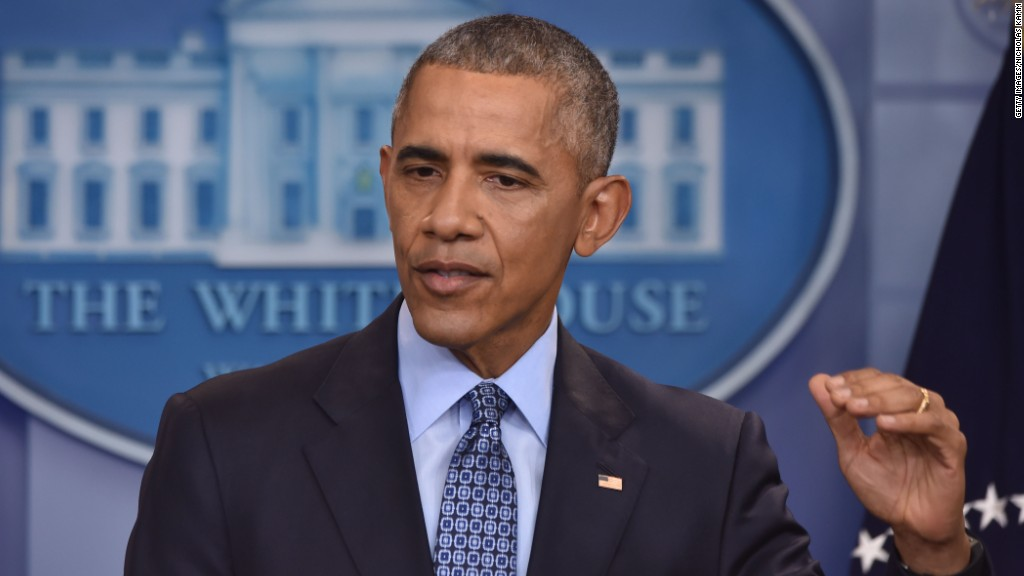 Obama thanks press in final press conference