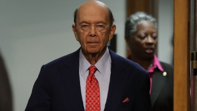 Wilbur Ross deceived by undocumented household worker