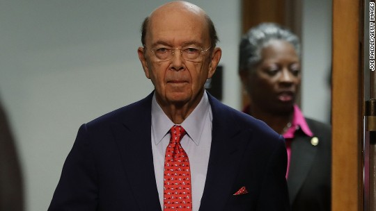 Wilbur Ross deceived by undocumented worker