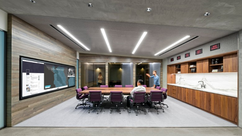 Uber conference room 2
