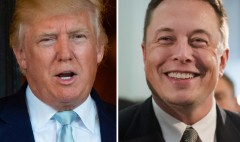 Elon Musk and Donald Trump: New BFFs?