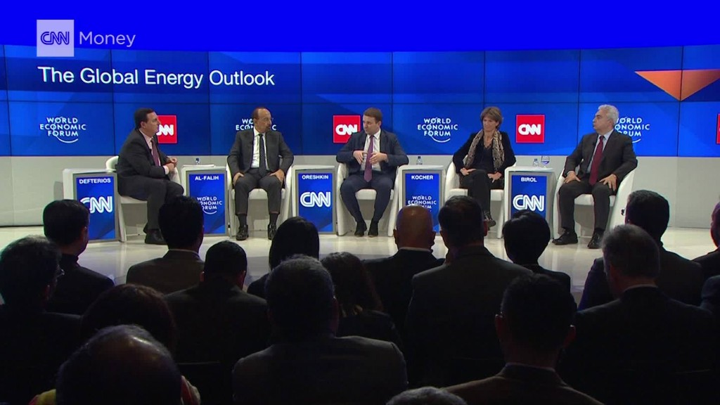 Energy power players forecast 2017