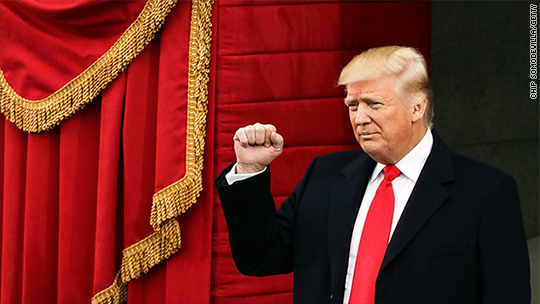 Trump vows 25 million jobs, most of any president