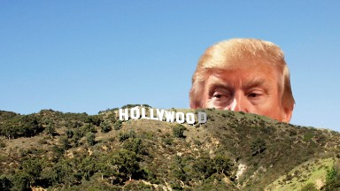 Hollywood in the Trump era