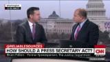 Clinton's ex-spokesman discusses Spicer