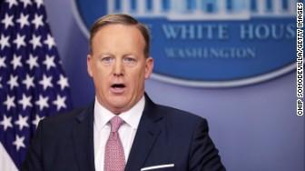 sean spicer white house
