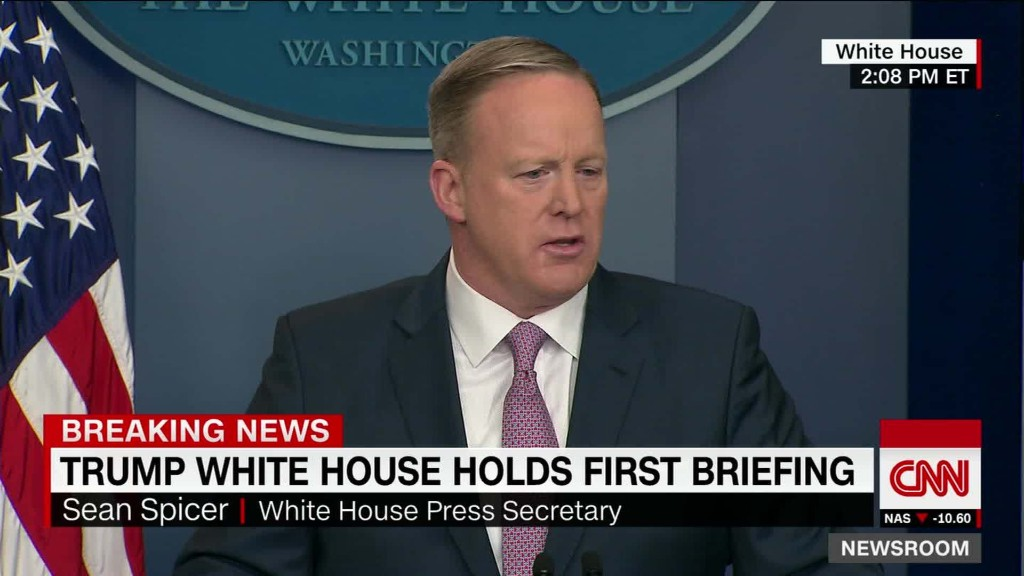 Spicer: Sometimes we disagree with the facts
