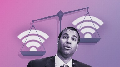 Trump FCC chair unveils plan to repeal net neutrality