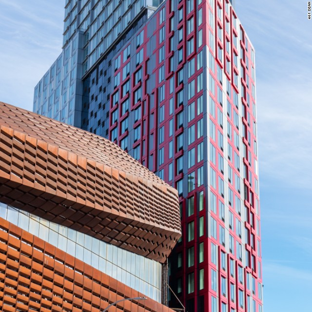 With an eye on sustainability, architects embrace timber