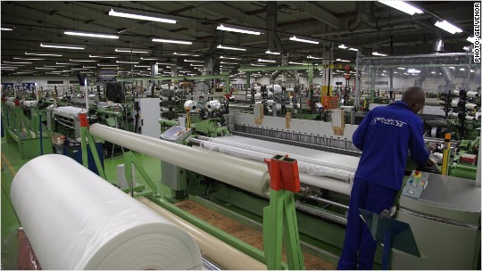 How one textile firm survived Chinese competition