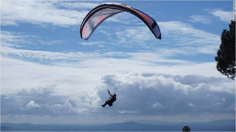 gelvenor parachute