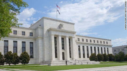 Fed leader: We're halfway there on interest rate hikes