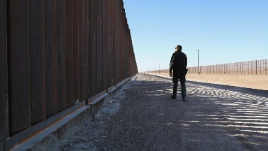Mexican company: We'll provide cement for border wall