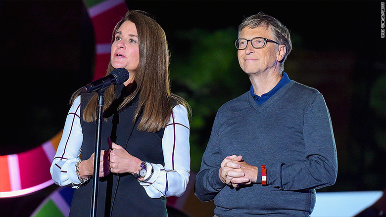 gates foundation donation