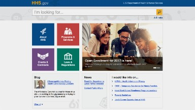 Federal agency website still praises Obamacare