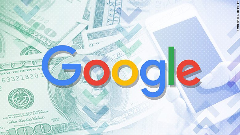 Google profits take a hit from antitrust fine