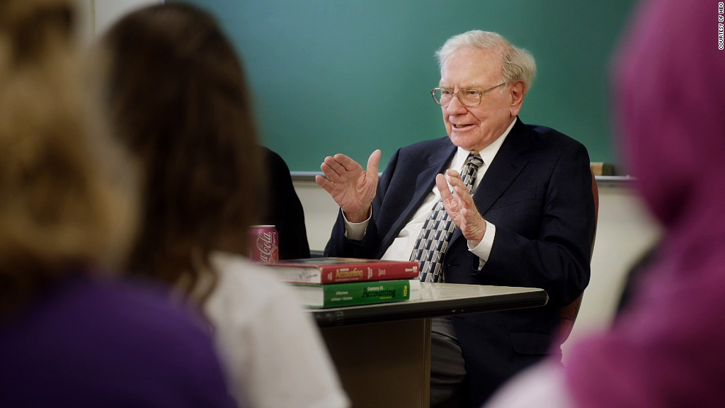 HBO doc looks into Warren Buffett's defining moments