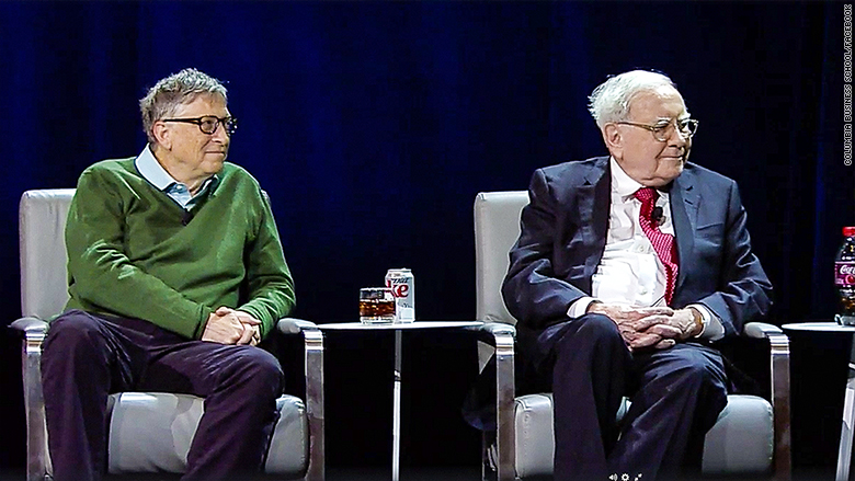 Warren Buffett and Bill Gates on dreams, vaccines, immigration and sex