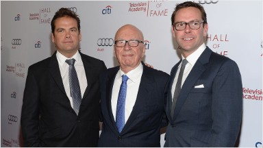 Murdoch brothers: Immigration is 'essential' to America