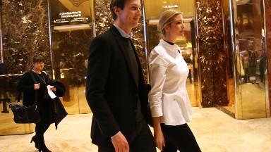 Reporter: White House, bank differ on reason for Kushner meeting