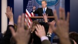 CNN & others blocked from White House media briefing