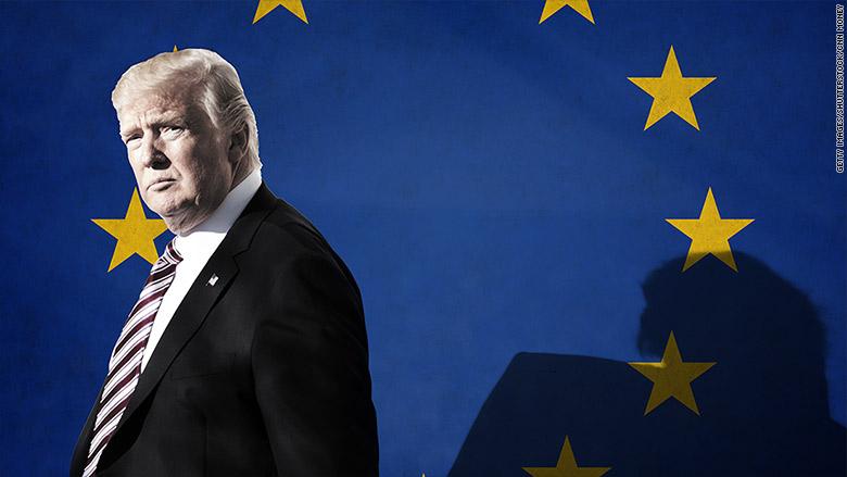 trump eu information
