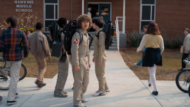 'Stranger Things' Season 2 trailer unveiled in surprising Super Bowl ad