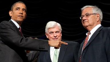 Dodd-Frank author Barney Frank: Killing it could fuel new 'crash'