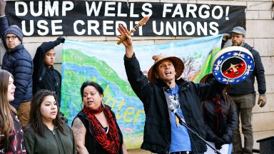 Seattle to cut ties with Wells Fargo over Dakota Access pipeline