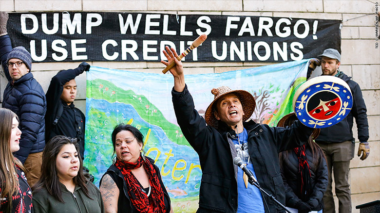 Seattle Cuts Ties With Wells Fargo To Protest Dakota Access Pipeline Funding